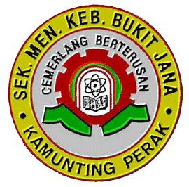 Lencana SMK Bukitjana